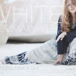 WhiteCollectionPreview_SpringSummer2013_Pagina_01
