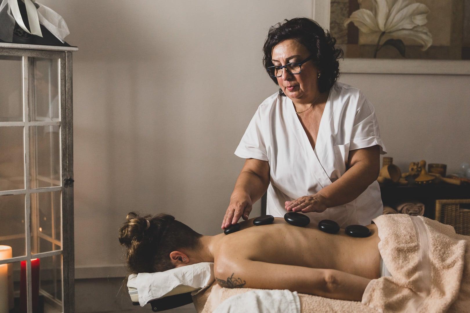 diversi massaggi